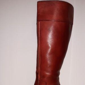Gianni Bini Shoes - Genuine leather Giannini Boots